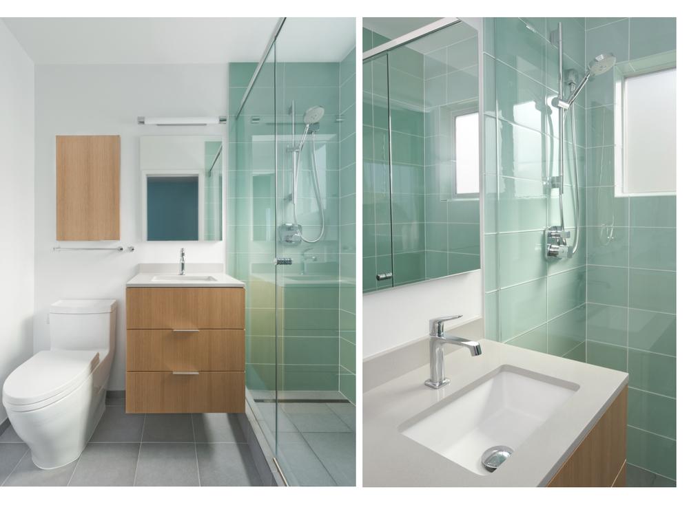 Aqua Spas Suzy Baur Design - Bathroom remodel oakland