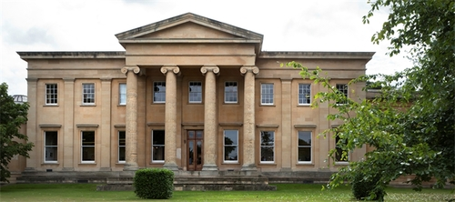 Thirlestaine Long Gallery, Cheltenham - the venue for Celebration of Craftsmanship & Design