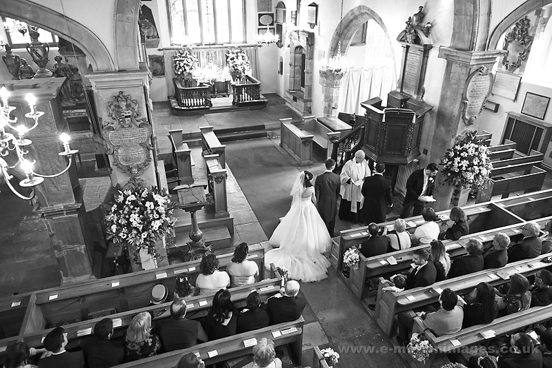 Hannah and Martin's wedding at Chelsea Old Church and The Chelsea Harbour Hotel.