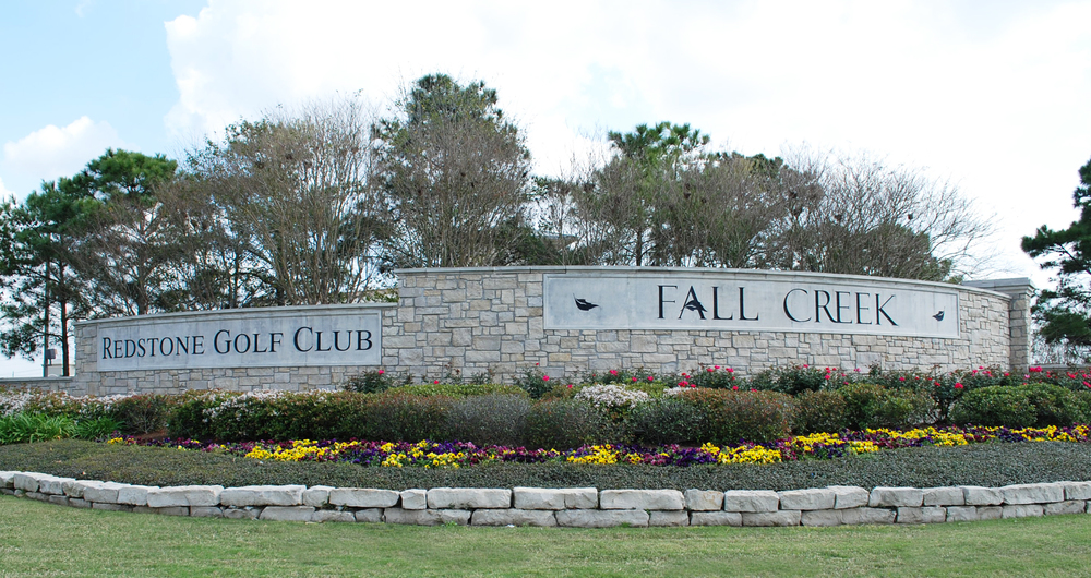 Fall Creek, Redstone Golf Club