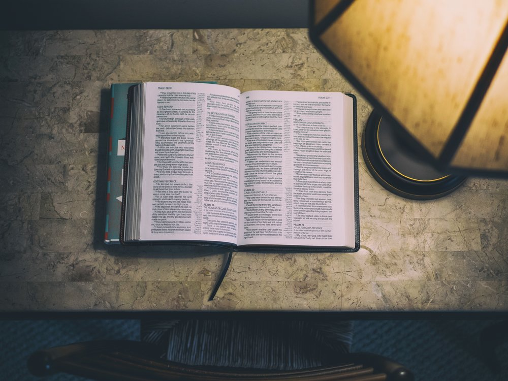 CHRONOLOGICAL - SCHOOL OF BIBLICAL STUDIES - - September 2019 -