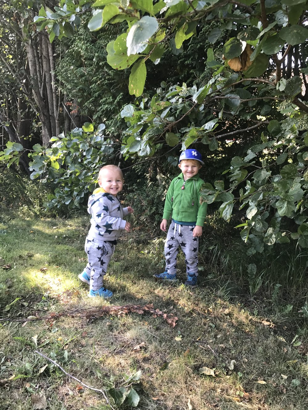 Älsklingarna Julian 3,5 år och Sam 1,5 år❤️❤️