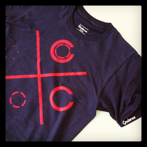 SFCC T with hidden arm print. Avail now In the collection.  (Taken with  Instagram )