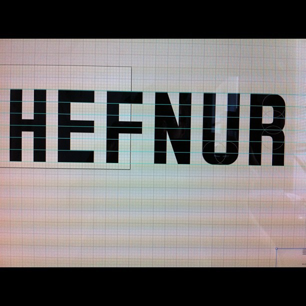 Hefnur (Taken with  Instagram )