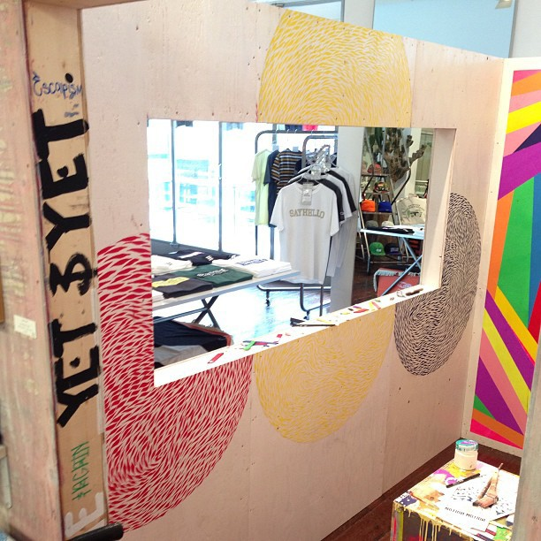 #notionmotion four walls studio detail.