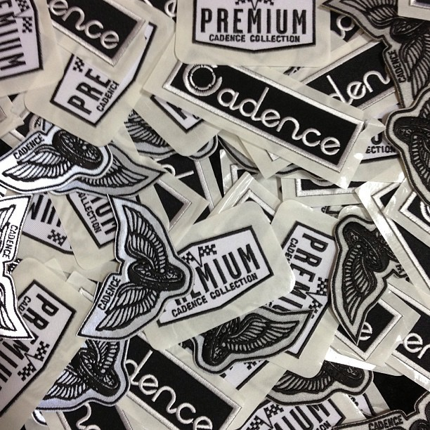 We've got patches in stock. cadencecollection.com