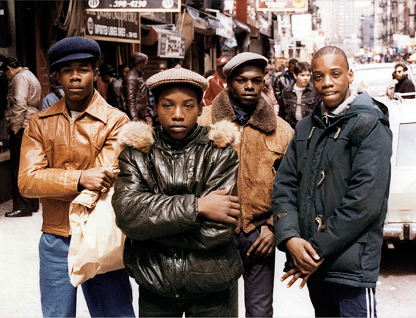 Source File: Black Rainbow.  photograph, ©  Jamel Shabazz