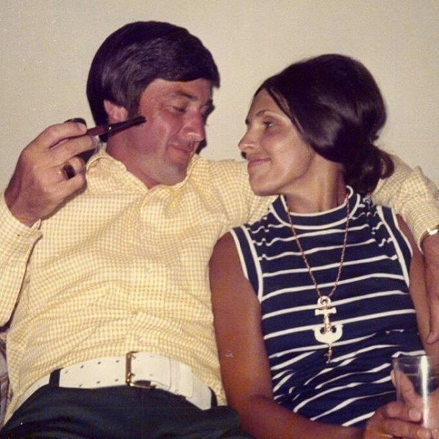 A bit of Friday cheer after what's been a rough week for a lot of people. Photo courtesy of @didibeegee whose parents just celebrated their 57th (that's right!) anniversary- pictured here during one of their Kentucky summer vacations in 1972. #Mystoryhouse #savefamilyphotos #fbf #heirloom #oldfamilyphotos #70s