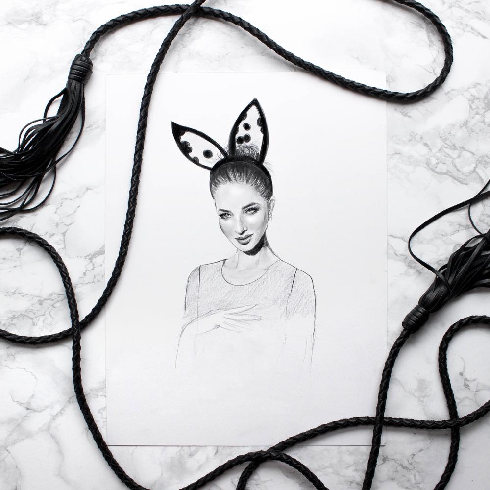 Melissa Melita Benoit missolin illustration