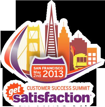 Get Satisfaction Customer Success Summit Logo
