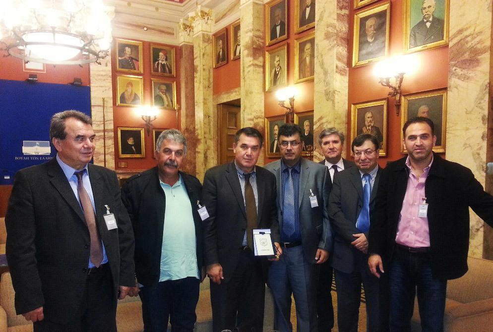 Mε εκπροσώπους εν Ενεργεία Αστυνομικών Κύπρου