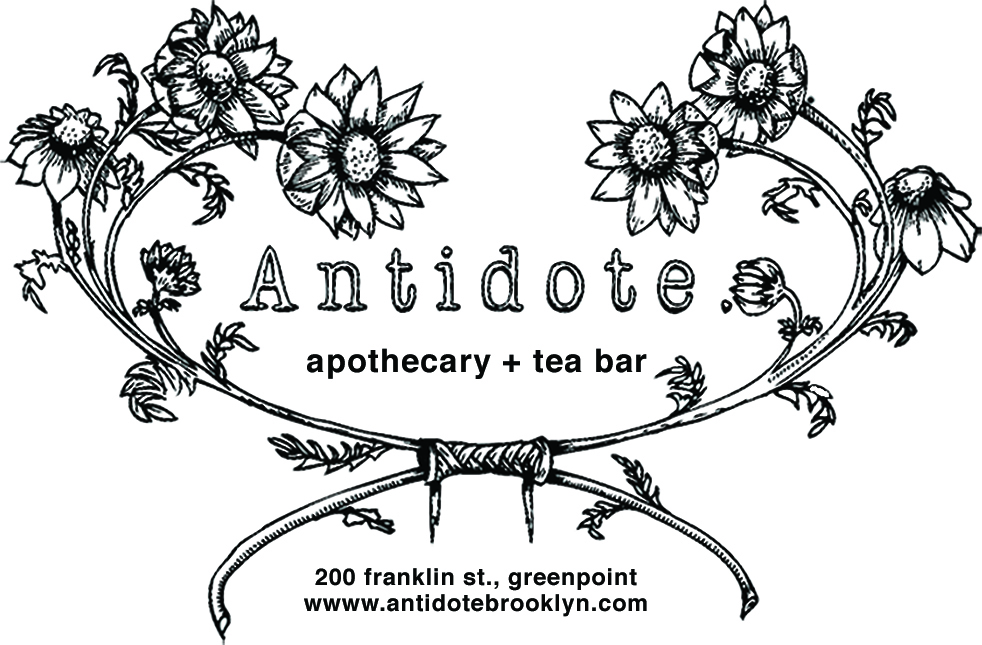 ANTIDOTE, herbal remedies for the wild at heart.