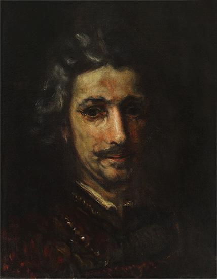 Apres Rembrandt
