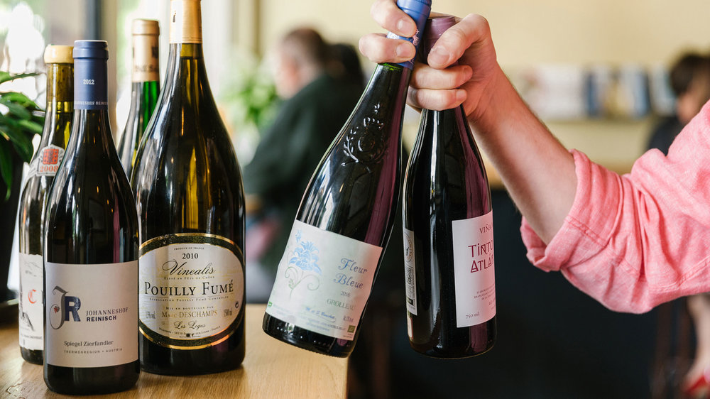 "At the latest venture from the team behind Le Pigeon and Little Bird, partner and wine director Andy Fortgang is redefining what a ""casual"" wine list should look like."