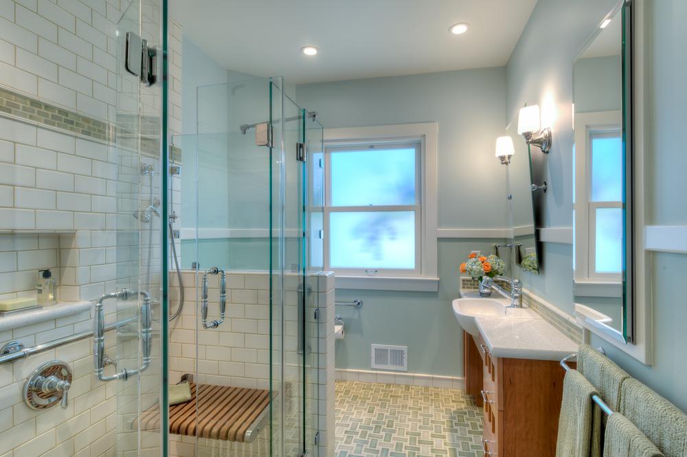 Dramatic Bathroom Transformations Design Set Match - Bathroom transformations
