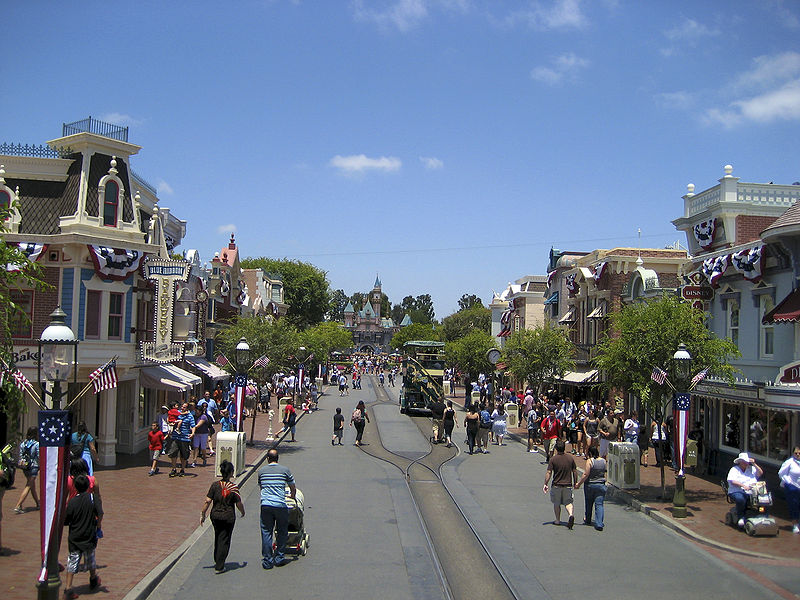 Disney's Main Street USA