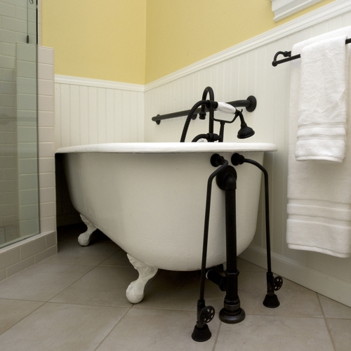 Alameda Victorian Master Bath