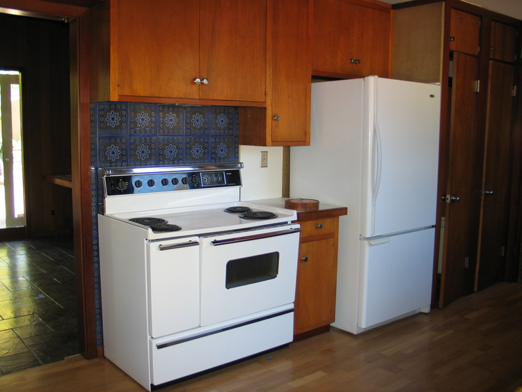 Alameda Mid-Century Modern - Kitchen : Before