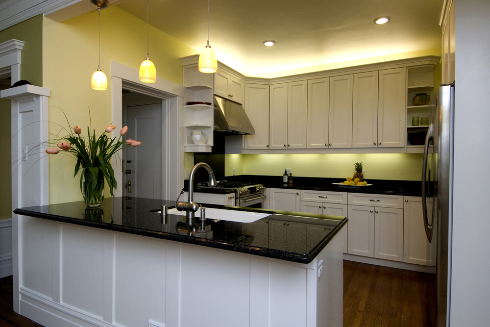 san francisco inner sunset kitchen - Kitchen Design San Francisco