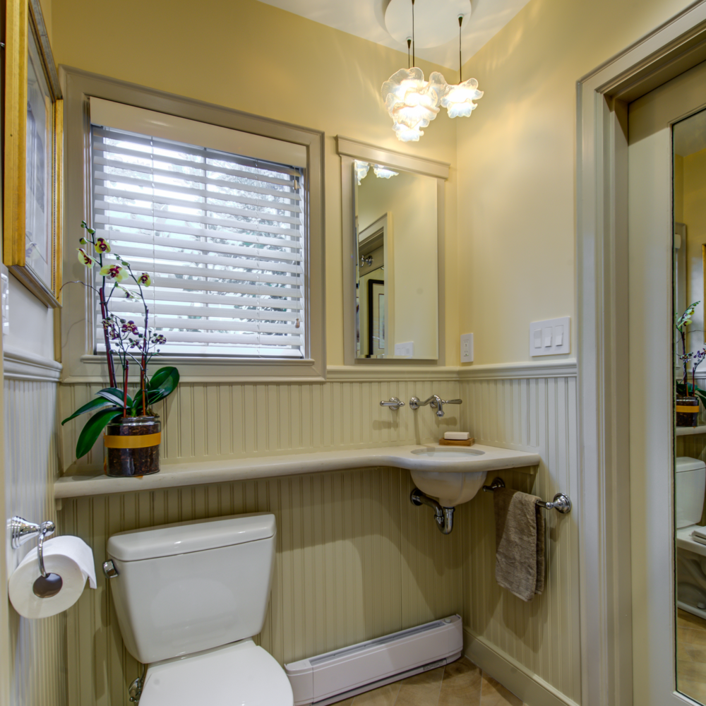 Piedmont Traditional Guest Bath