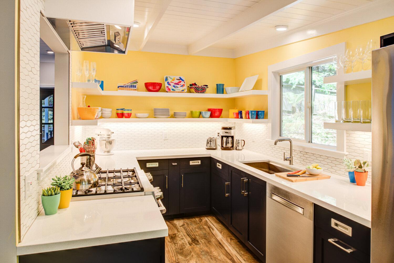 Form Follows Function Designing A Tiny Kitchen Design Set Match