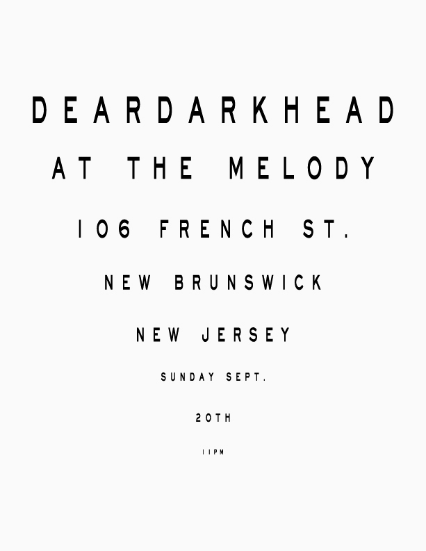 The Melody, New Brunswick, NJ 09/20/98