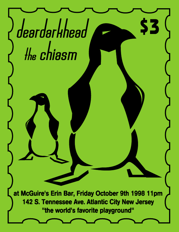 McGuire's, Atlantic City, NJ 10/09/98