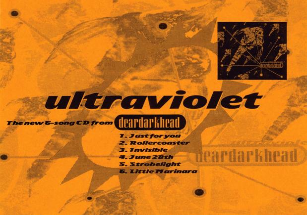 Ultraviolet promo postcard 1993