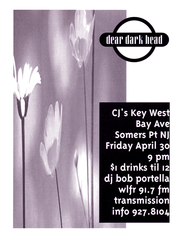 CJ's Key West, Somers Point, NJ 04/30/93