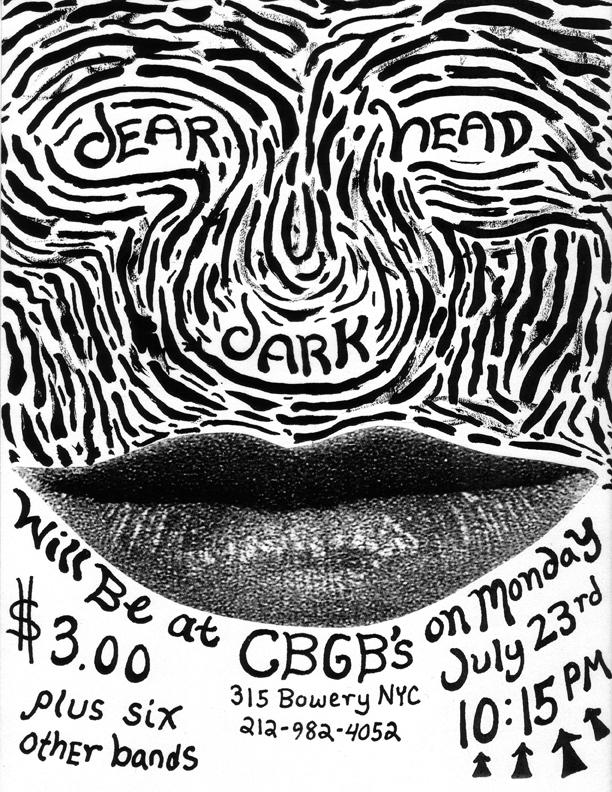CBGB's, New York, NY 07/23/90