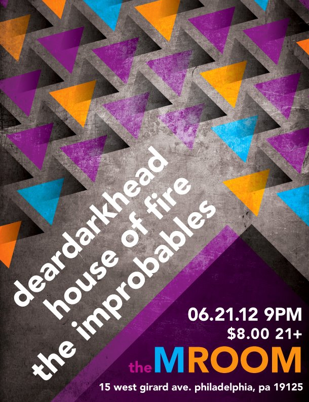 The M Room, Philadelphia, PA 06/21/2012