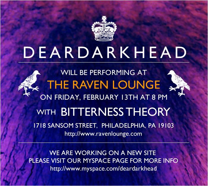 The Ravenlounge, Philadelphia, PA 02/13/09
