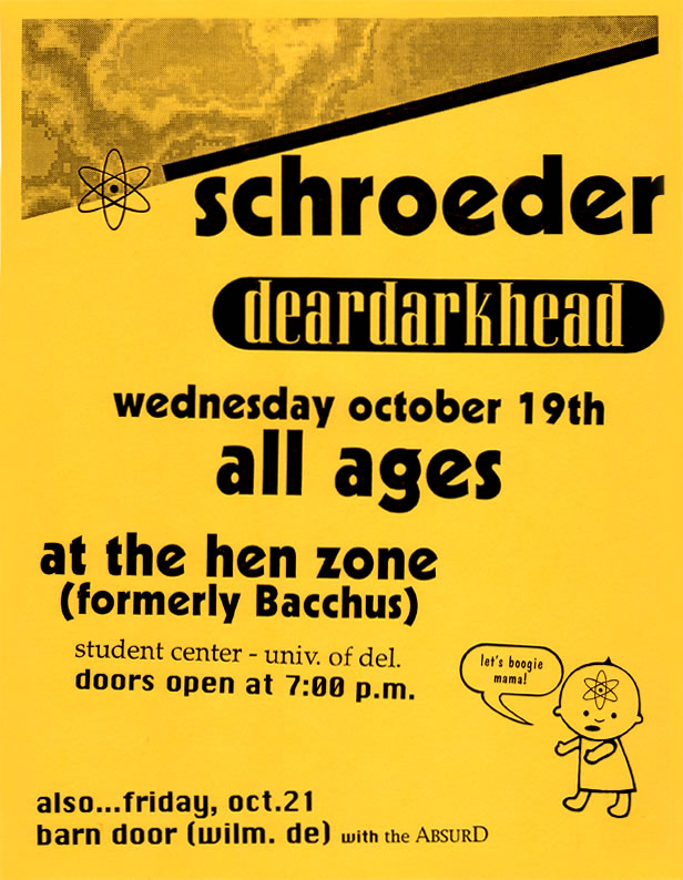 The Hen Zone, Newark, DE 10/19/94