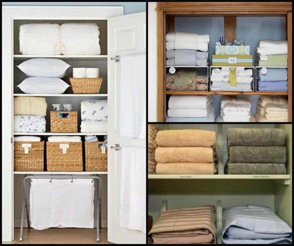 Linen & Cupboards