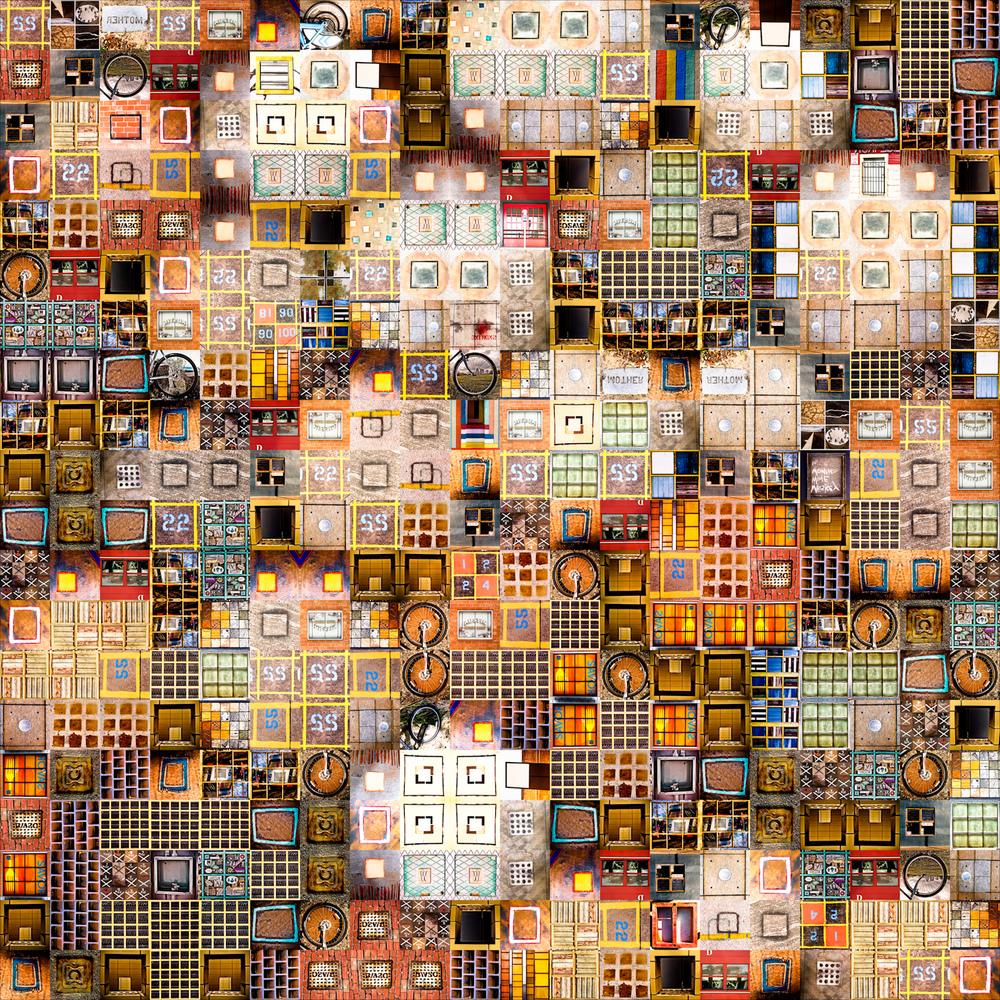 Orb Cluster