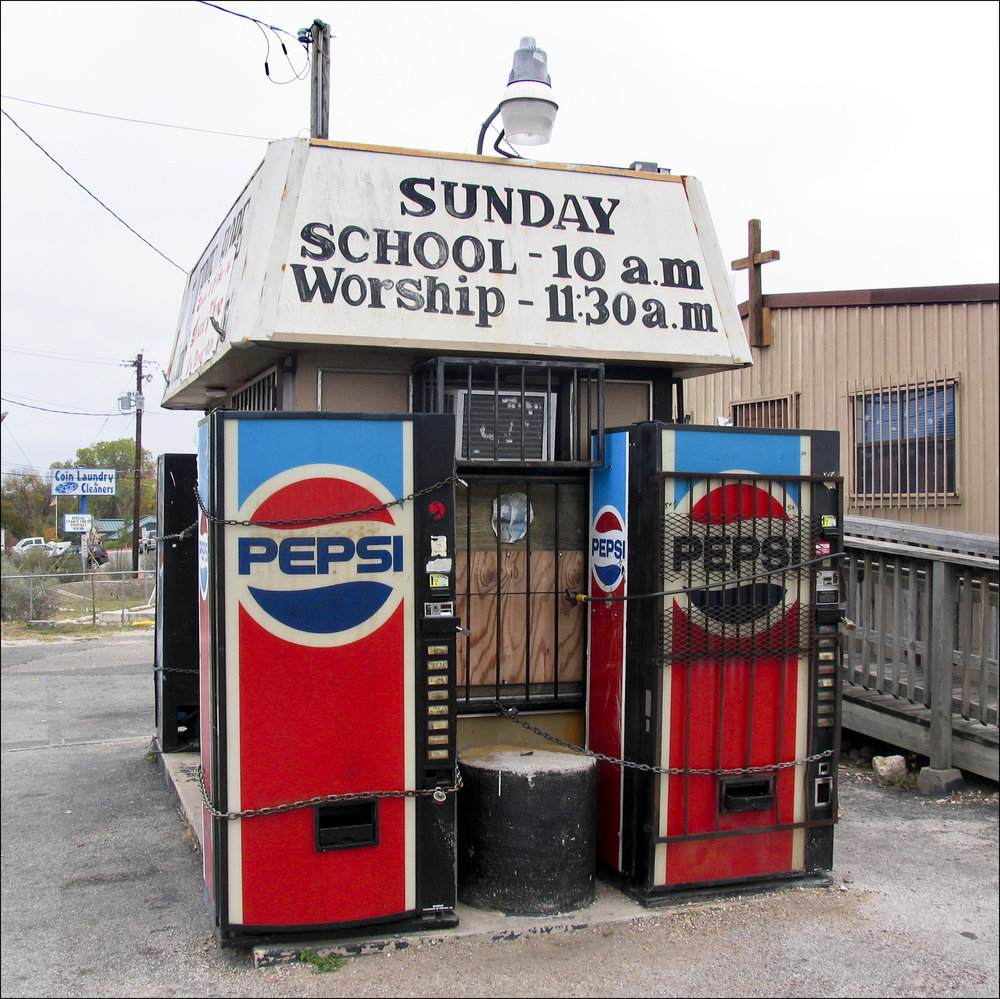 Pepsi Church