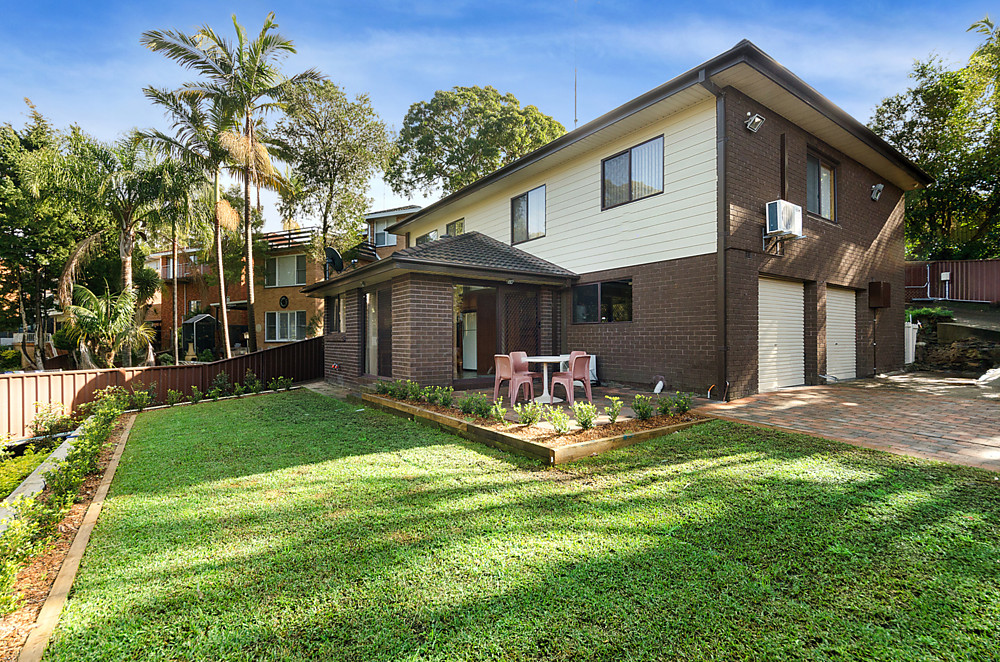 SOLD Prior to Auction - 7 Clair Cr Padstow Heights Highly desirable home on commanding block, overlooking nature reserve.  -