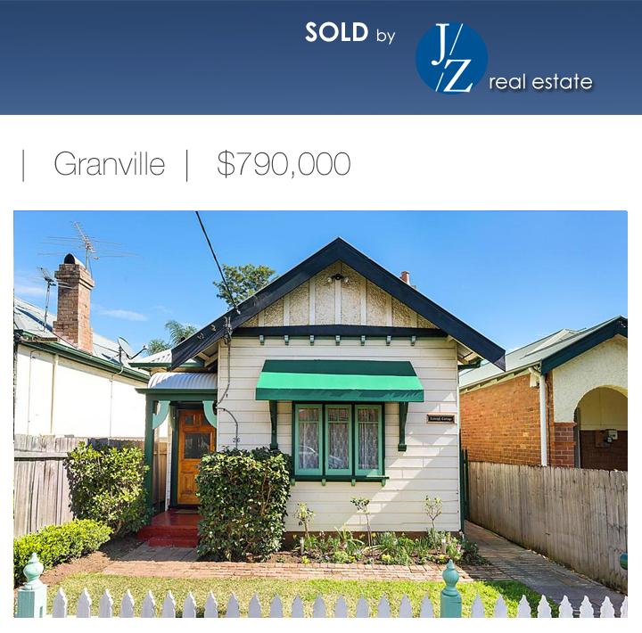 26 Walter St Granville $790,000