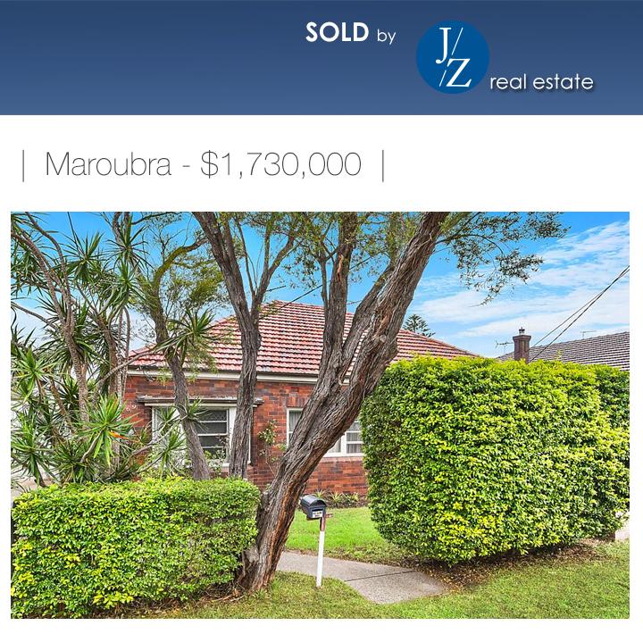 69 Haig St Maroubra $1,730,000