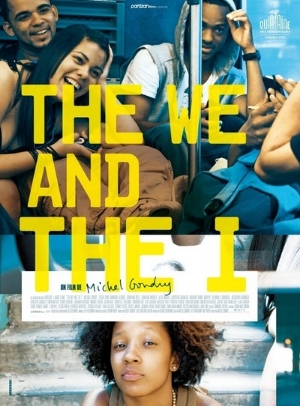 European movie poster for 2012 feature film by Michel Gondry (  Eternal Sunshine of the Spotless Mind, Be Kind Rewind)  .