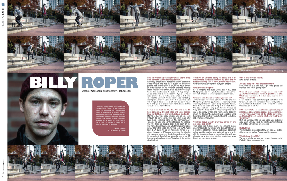 Billy Roper