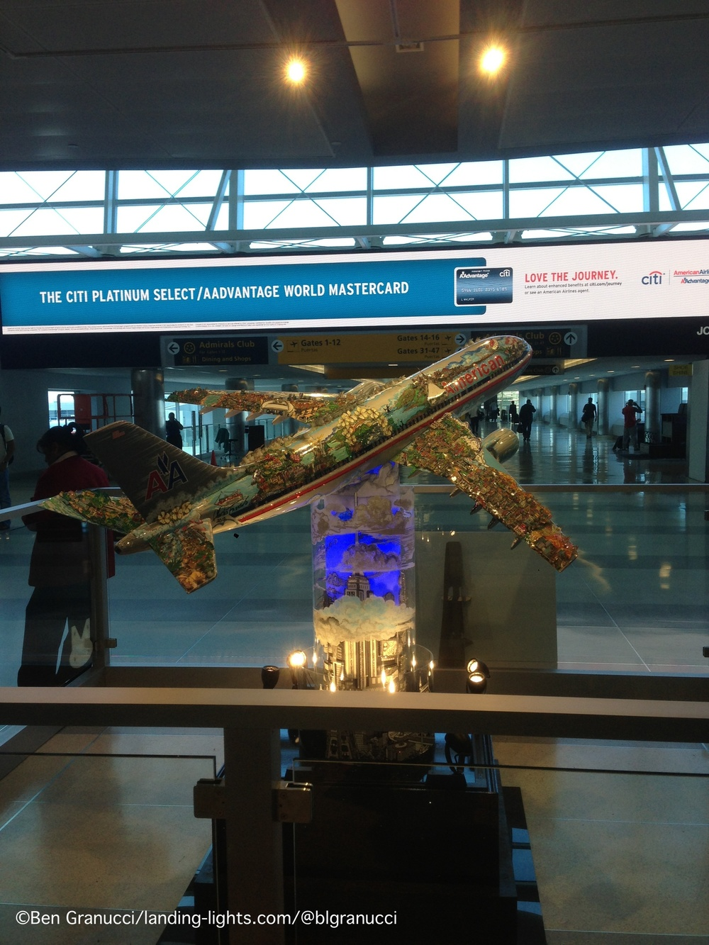Terminal art. Can somebody please explain why they used an A300 years after they retired them?