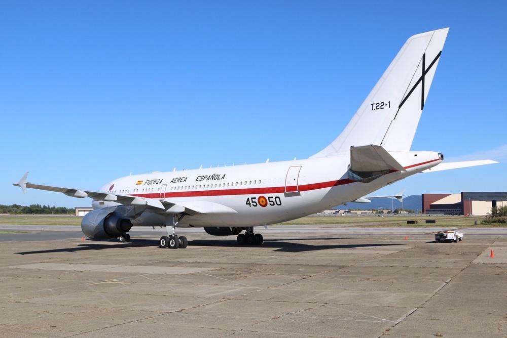 Spanish Air Force A310