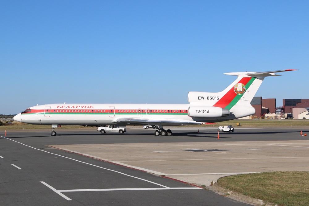 Belarus TU-154M