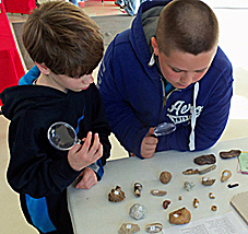 Join the fun on Saturday afternoons, 2-5 p.m., for the free hands-on WORLD OF DISCOVERY program for children ages 4 to 12.