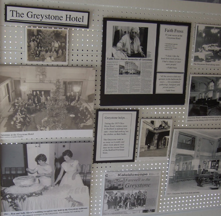 The hotel was the place to be in Bedford for the special events of your life.