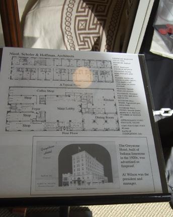Greystone's floorplan