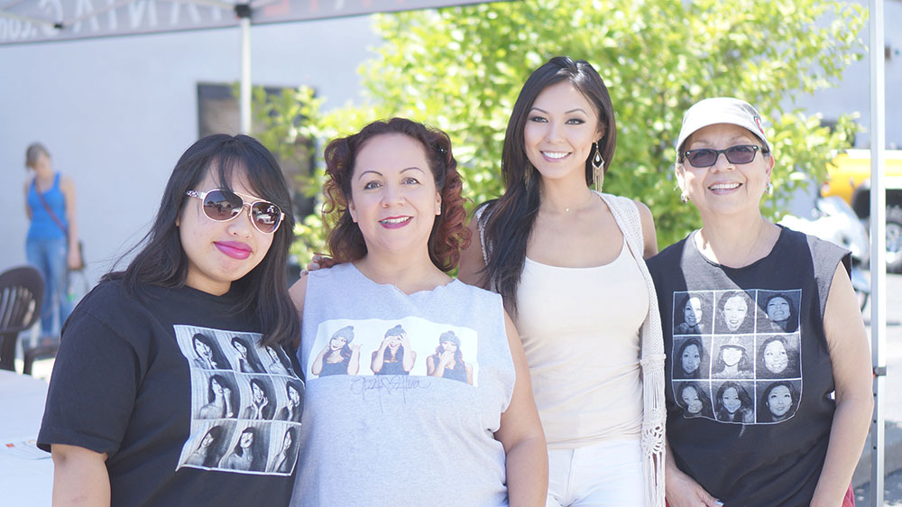 I absolutely love participating in meet and greets in Sacramento. It allows me to see the level I have in my hometown as well as the surrounding areas =). They showed up wearing each one of my t-shirt designs I have released! It was so flattering!