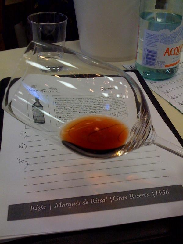 Marques de Riscal Gran Reserva Rioja 1956 2
