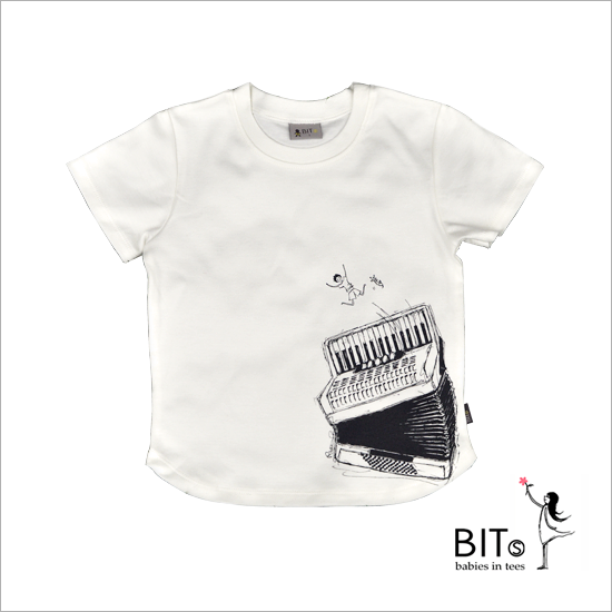 Simple Joy - Organic Cotton Baby T-shirt *BOY*